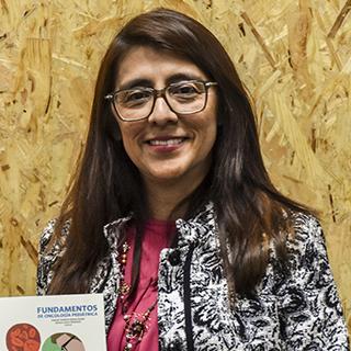 Teresa Adriana Linares Ballesteros: Feria Internacional del Libro  Universitario FILUni 2018