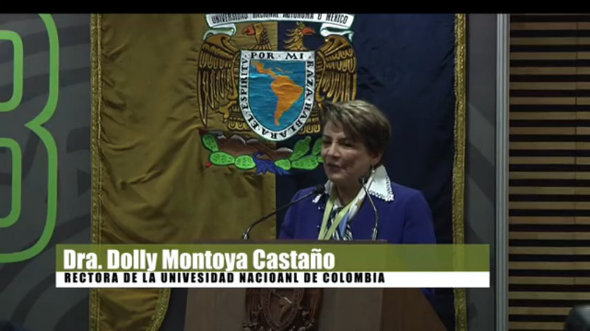 Captura de imagen UNAM