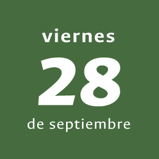 Día 4 - Viernes 28 de septiembre de 2018