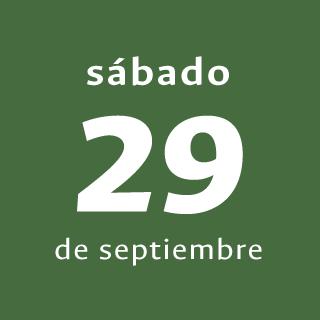 Día 5 - Sábado 29 de septiembre de 2018