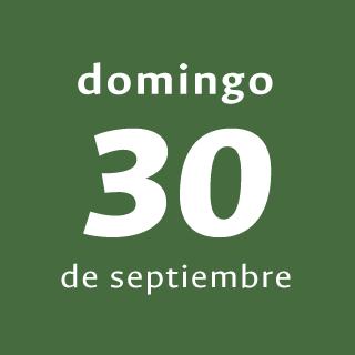 Día 6 - Domingo 30 de septiembre de 2018
